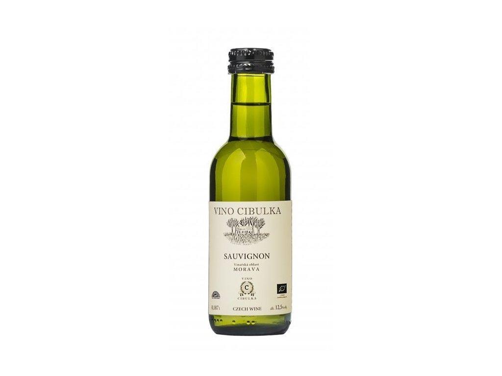 Vino Cibulka Sauvignon 0,187 l